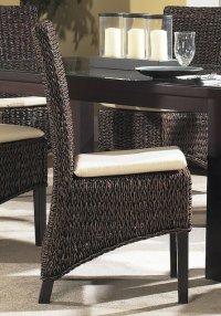 Krzesło na tarasie
